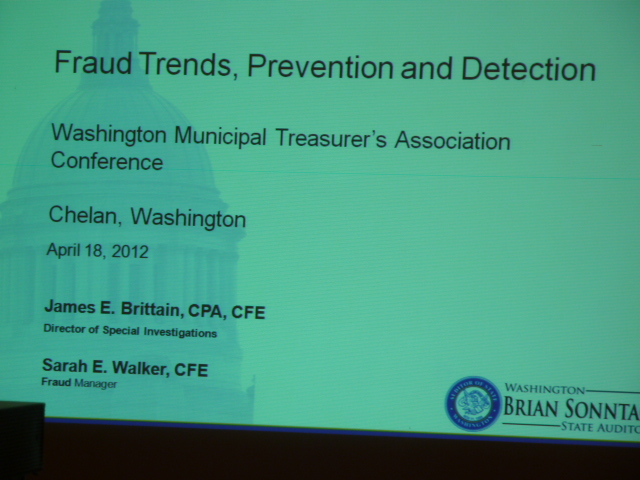Fraud Trends, Prevention and Detection