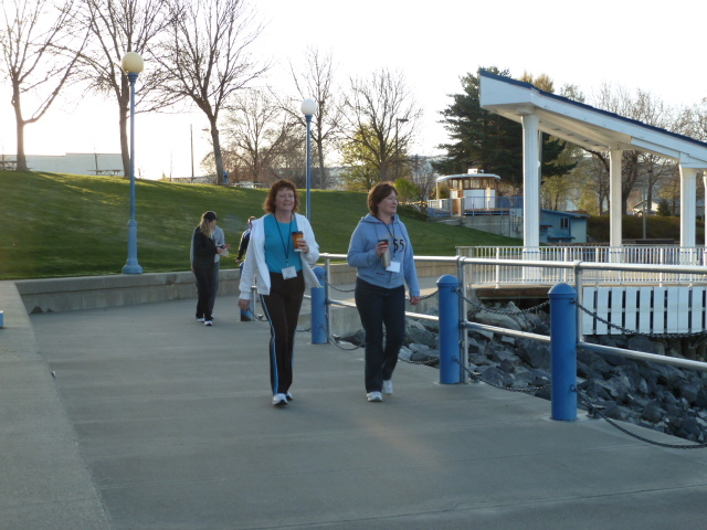 Riverfront Park Walk/Run