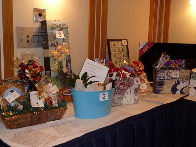 Scholarship Auction Items