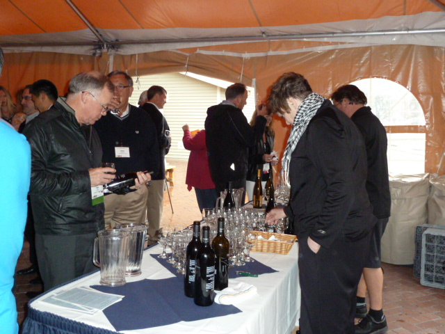 Wine Tasting Reception