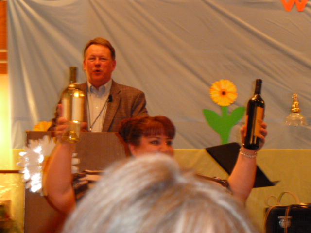 Ron Hupp, The Auctioneer